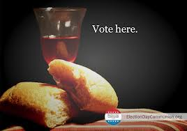 Do You Like to Vote in Church?
