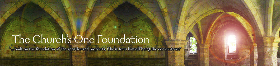 The Church's One Foundation