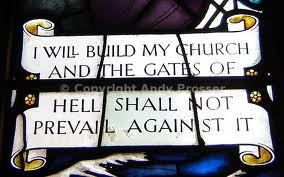 will build church